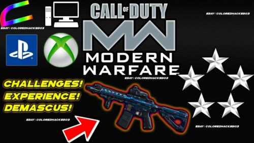 Call of Duty:Modern Warfare║Prestige Boost Bot Lobby Mods Recovery *PS4/PC/XB1*