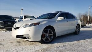 2009 Acura TL Technology Package 160 981 km! Toit ouvrant, Navi