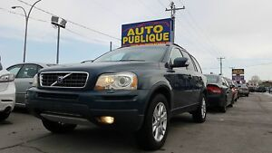 Volvo XC90 2008 7 PASSAGERS CUIR TOIT GR ELEC XENON