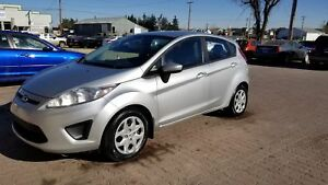 * 2013 FORD FIESTA HATCHBACK, FULLY INSPECTED, 6MTH WARRANTY INC