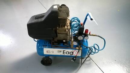 25 L HP2 Air Compressor Sebastopol Ballarat City Preview