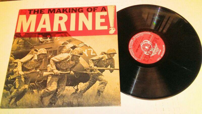 MAKING OF A MARINE TRAINING IN SOUND DOCUMENT RECORDING 804 VIET NAM ERA