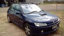 2001 Peugeot 306 rallye Childers Bundaberg Surrounds Preview
