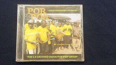 Por Por: Honk Horn Music of Ghana by The La Drivers Union Por Por Group (CD, (Honk Horn Music)