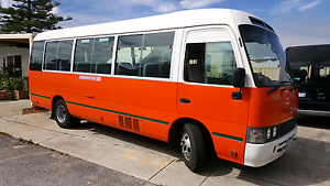 Immaculate Coaster bus ! South Fremantle Fremantle Area Preview