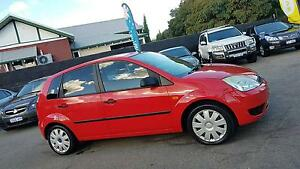 2005 Ford Fiesta Hatchback Mount Hawthorn Vincent Area Preview