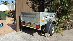 Box trailer 1.00×0.90 Matraville Eastern Suburbs Preview