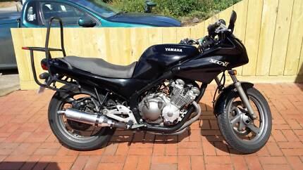 Yamaha XJ 600 Seca 91 Model