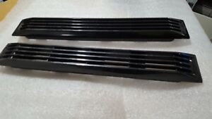 Lot (2) attwood # 1494 Boat Marine Vent Louver Exhaust   Black