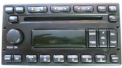 Ford AM/FM/CD6+ (Black, Clip-in, W/P, Prem)