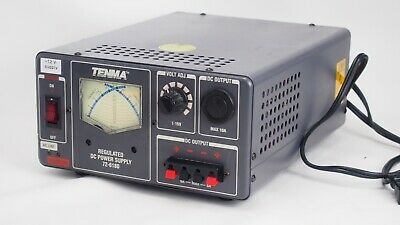 Tenma 72-6180 15v 40a Regulated Dc Power Supply 2