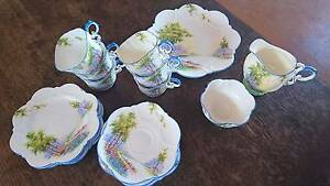 Ansley 'Bluebells' 21 piece tea set. Redland Bay Redland Area Preview