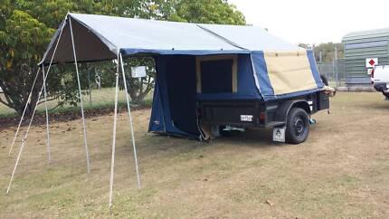 Camper trailer for hire - go anywhere Bush or Beach!!