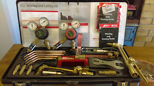 BOC pro master welding and cutting kit Manilla Tamworth Surrounds Preview