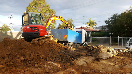 Excavation and Tipper Hire