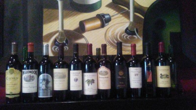 Napa Fine Wine