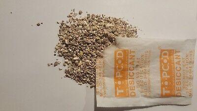 20 Beutel a ca 60gr Trockenmittel Entfeuchtungsmittel Granulatbeutel Desiccant