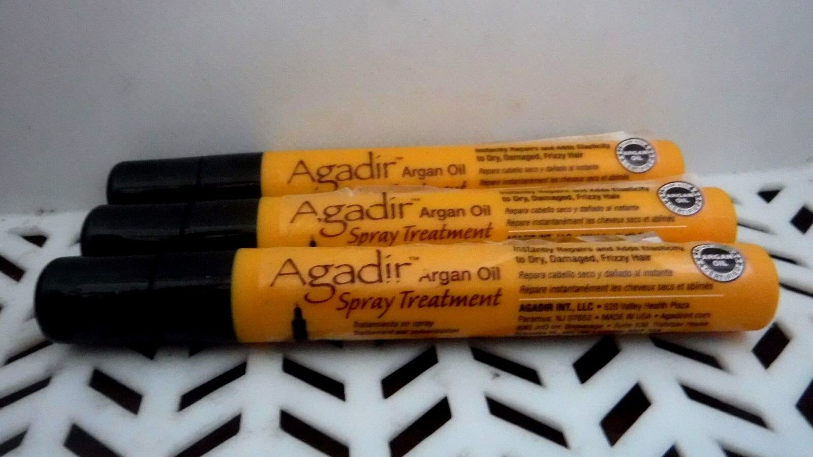 Agadir Argan Oil Spray Treatment, 0.308 oz