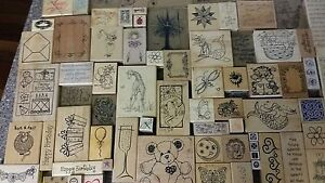 Craft rubber stamps Rocklea Brisbane South West Preview