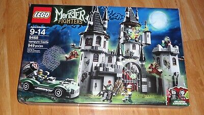 LEGO Monster Fighters 9468 Vampyre Castle =NEW =Damaged Box