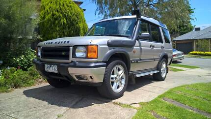 2000 Land Rover Discovery ES Td5 Auto 4x4 MY00.5 Macleod Banyule Area Preview
