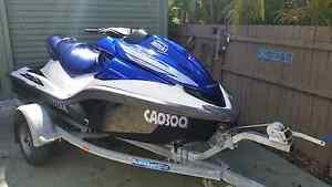Honda jet ski f15x turbo 200hp aquatrax 3 seater jetski swap ONO. Oxenford Gold Coast North Preview