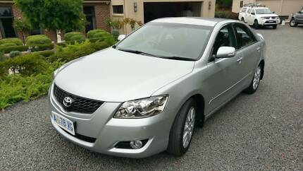 Toyota Aurion Relbia Northern Midlands Preview