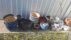Ceramic pots Two Wells Mallala Area Preview