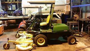 "John Deere Diesel 72"" Ride on Slasher Mower Lane Cove West Lane Cove Area Preview"