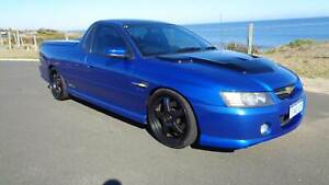 HOLDEN VZ SSZ COMMODORE UTE WITH 1 YEAR WARRANTY