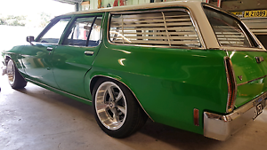 Holden hq wagon Warragamba Wollondilly Area Preview