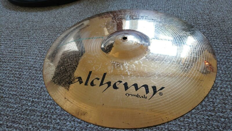 Alchemy by Istanbul Agop Hi-hat and cymbal collection Inc Ludwig & Solar