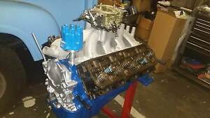 Ford streetboss/clevor engine swap for 351 windsor or clevo Fairview Park Tea Tree Gully Area Preview