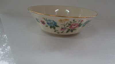 "Lenox GARDEN PARTY -  5 3/4 "" Individual Salad/Dessert/Fruit Bowl"