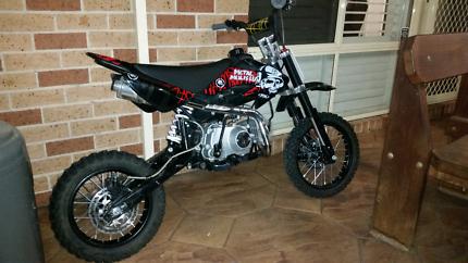 2016 125cc thumpstar