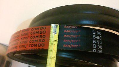 New Bando Power King Combo Belt B-90