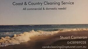 Coast and country cleaning services Cooroy Noosa Area Preview