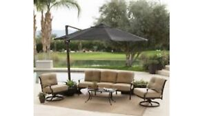 Patio umbrella new