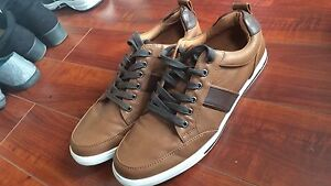 Brand New leather Aldo Sneakers Size 9