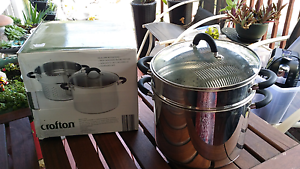 Pasta pot large 24 cm Cardiff Lake Macquarie Area Preview