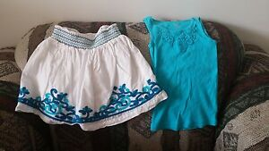Girls summer clothes