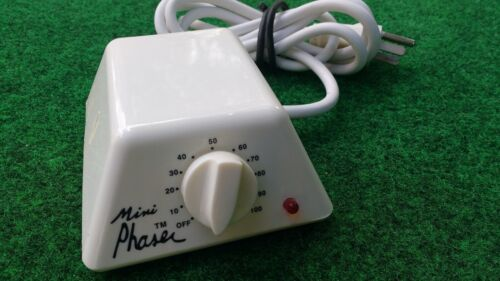Stained Glass Inland Mini Phaser Temperature Controller Miniphaser Dial up/down