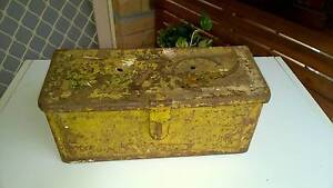 Old FORDSON Tractor Toolbox.  Can Post to anywhere in Australia Thorneside Redland Area Preview