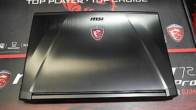 "MSI 14"" GS43VR Phantom Pro Intel i7-7700HQ Nvidia GTX1060 16GB DDR4 128 SSD +1TB"