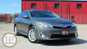 2014 Toyota Camry Hybrid XLE | HYBRID | POWER SEATS | TINTED WIN