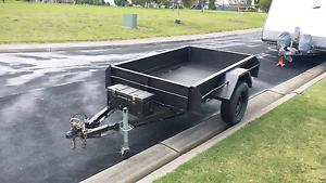 Basic 7x4 trailer Ingle Farm Salisbury Area Preview