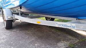 boat trailer suit 4.3 to 4.8m boat suit new trailer buyer Newport Pittwater Area Preview