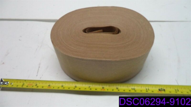 Qty = 6 Rolls: Cobra Reinforced Water Activated Tape 70mm x 500