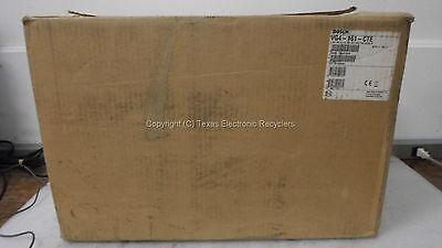 New Open Box - Bosch Vg4-161-cte Autodome Camera System