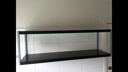 IKEA Udden Wall Shelf Black Highton Geelong City Preview